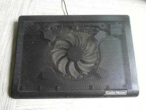 쿨러마스터 Notepal I100 블랙 청소라는걸 해봤습니다.