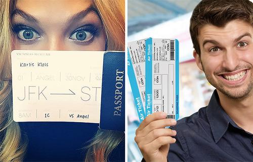 SNS에 내 비행기 탑승권 사진을 올리면 절대 안되는 이유 7가지
