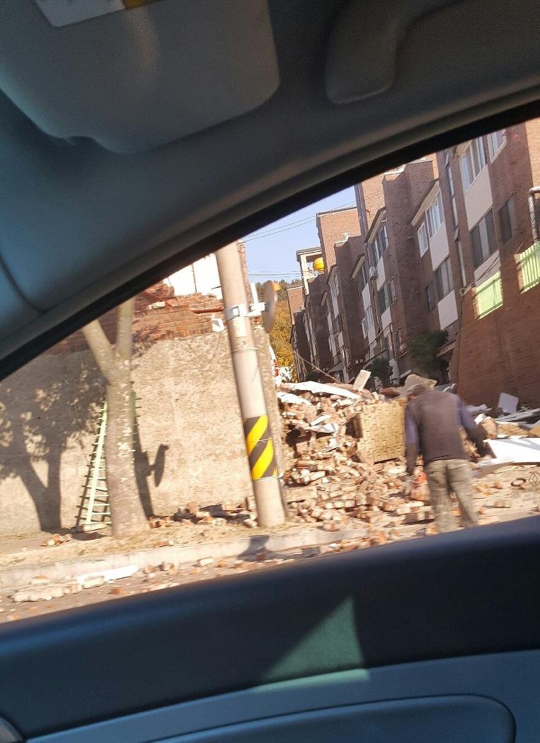 포항 지진 정말 무서웠어요 + 내진설계 확인 방..