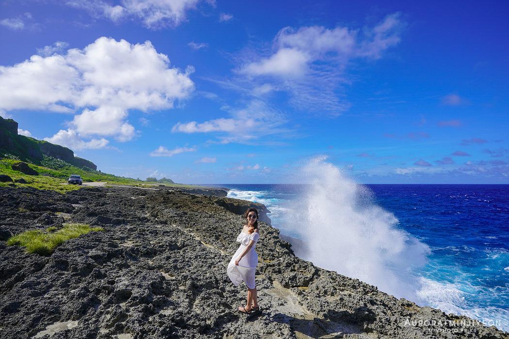 마리아나 제도 로타섬 여행, 로타 에서 꼭 가야할 곳 , 2박 3일 여행 코스
