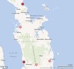 자동차타고 돌아본 50여일간의 뉴질랜드 전국일주 31회 Waikawau Bay-Coromandel-Thames