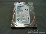 3TB HDD(하드디스크) 씨게이트 벤치 리뷰 - Seagate 3TB Barracuda ST3000DM001 (SATA3/7200RPM/64M)