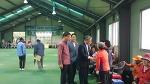 제5회 상교동민 화합한마당 건강달리기 대회 기념식