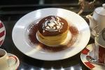 케이크 같은 팬케이크, 오사카 카페 라 포즈(cafe La Pause)