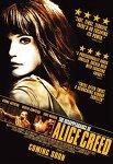 앨리스 크리드의 실종 (2009), 등장인물 단 3명 ! 그러나 스릴러다.