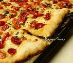 이태리 피자의 향기가 물씬나는 포카치아 만드는 법