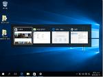 [윈도우 10 팁] 예전 Alt+Tab 모양으로 변경하기