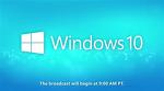윈도우10 공개, MS Windows10  모든 OS 통합, 윈도우7이상 무료 업그레이드 지원