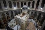 예수 무덤 공개 220년만에 복원