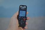 소니 하이레졸루션(Hi-Res) 오디오 레코더 ICD-SX2000 사용기 2, 녹음편