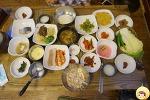 [전남 순천] 벽오동 - 슴슴한 반찬과 보리밥 (feat. 동동주)