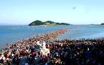 진도 신비의 바닷길 축제, 4월 여행지 추천 축제로 떠나볼까요?