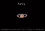 토성 (Saturn)