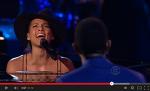 [LIVE] Alicia Keys & John Legend - Let It Be