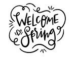 이주의 무료 도안 Welcome Spring 레터링 :: 실루엣 코리아 카메오 3 포트레이트 큐리오 자이론