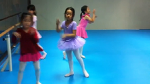 발레 연습중