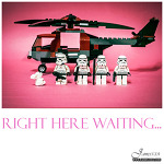 Right Here Waiting.