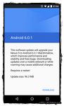 안드로이드 6.0.1 MMB29K 업데이트