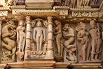 인도여행- 카주라호(Khajuraho) 동부, 자이나(JAINISM)사원