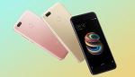 보급형 듀얼카메라 스마트폰 샤오미 Mi 5X (미5X) 공식 이미지 공개!