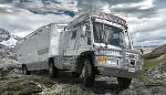 캠핑카의세계 -  오프로드의 지존 호화 키라반(KiraVan)