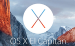 OS X 10.11.1 엘 캐피탄 릴리즈는 오피스 2016, 메일 등 수정하여 출시 예정