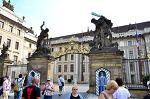 체코 프라하여행- 프라하 성과 비투스 대성당(St. Vitus Cathedral)