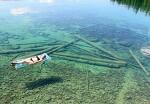 물이 너무 맑아서 익사 사고가 발생한다는 미국 몬태나주 플랫헤드 호수