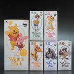 banpresto world collectable figures disney character story. 03 winnie the pooh / 반프레스토 월콜 디즈니 캐릭터 스토리 03. 곰돌이 푸