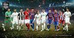 [오피셜] 2016 UEFA 올해의 팀