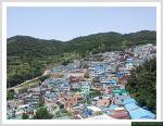 한국의 마추픽추라 불리는 감천문화마을