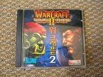 [Cover] 워크래프트2: 어둠의 물결 - 국내 정발판 시디커버