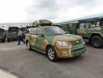 한국 공군에서 활약할 군용 모하비