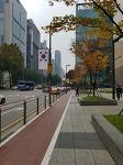 제주도 여행전 서울 산책