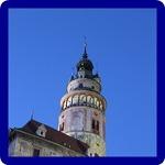 체코 여행, 체스키 길거리 음식, 그리고 체스키 크룸로프 역사지구 야경