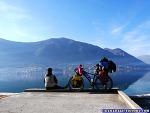 자전거 세계여행 ~2453일차 : 헤르체그 노비(herceg novi), 행복한 페달질