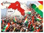 쿠르드인,  분리독립을 요구하는  쿠르드족 민간인에 터키, 이란, 이라크, 시리아는 집단학살까지 자행하다.