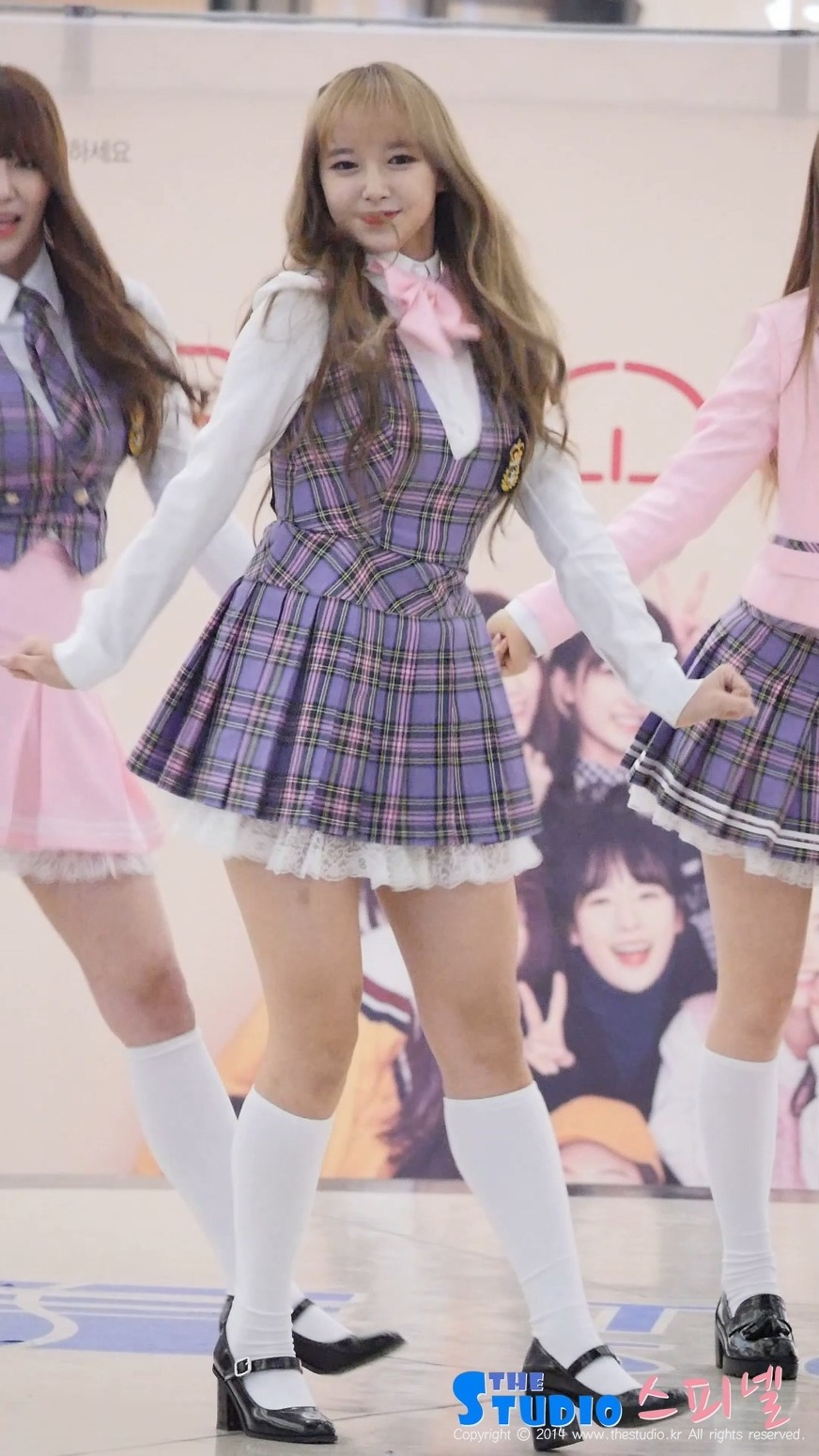 170114 영등포 우주소녀 팬사인회 성소 직캠 by 스피넬