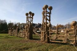 리투아니아 짚 조각 공원