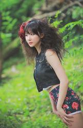 숲속의 몽환적인 그녀 MODEL: 연다빈 (6-PICS)