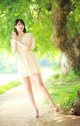 반곡지의 아름다운 그녀 :) MODEL: 연다빈 (7-PICS)