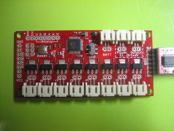 EL Sequencer(발광선 제어용 아두이노 보드) 프로그래밍 하기