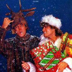 ♬) WHAM! -> Last Christmas