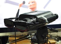 삼성 3DTV 46C8000 LED 3부