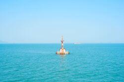 [남도 일기] 푸른 바다 그 한가운데 조용한 섬 '청산도'