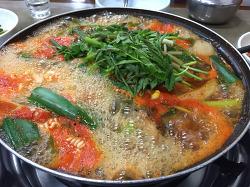마포역 맛집 얼큰 시원한 생태찌개 먹어보니