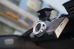 [E350쿠페 장착]파인뷰 X1000 블랙박스 - 스마트폰으로 바로 블랙박스 영상 확인!