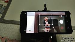 갤럭시S8 카메라 추가모드, 후면 셀프 샷 & 움직이는 GIF 사진