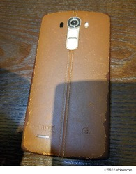 LG G4 단점 가죽관리 잘못하면 이렇게 된다 G4 후기로 꼭보시라.