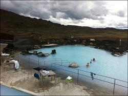 [아이슬란드 여행기18] 미바튼(Mývatn) 온천에서 휴식을